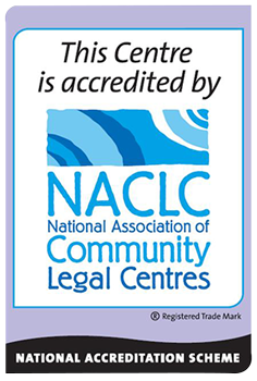 National Association of Community Legal Centres